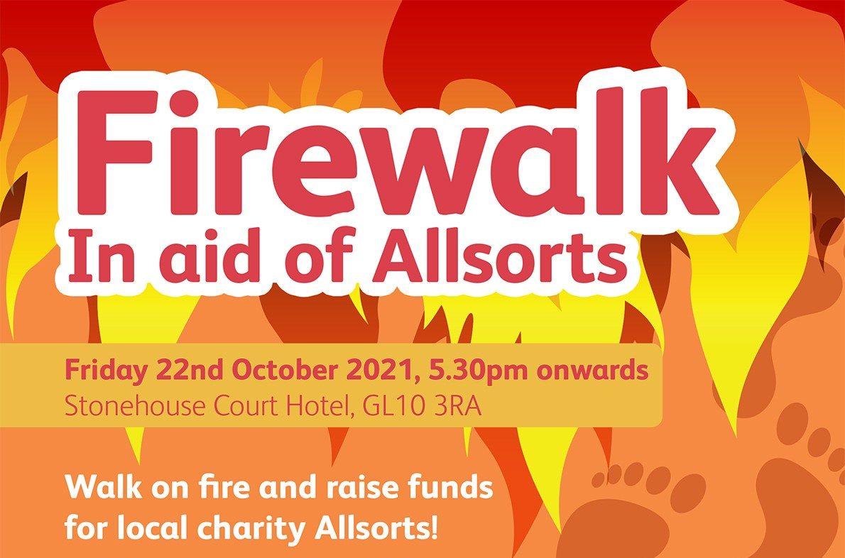 Firewalk poster